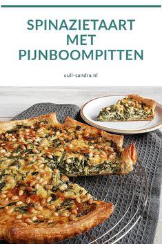 Veggie Recipes, Dinner Recipes, Cooking Recipes, Healthy Recipes, Food Vans, College Meals, Dutch Recipes, Main Dishes, Good Food