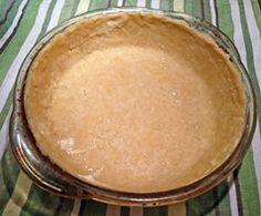 Gluten Free Protein Pie Crust