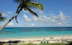 Elbow Cay's beaches in the Bahamas are known for their white sand and clear waters.  Jess Righthand / The Washington Post