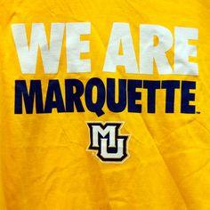 We Are Marquette!
