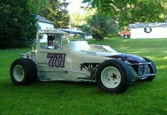 Vintage SuperModified For Sale