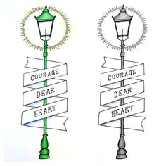 Narnia tattoos, Tumblr