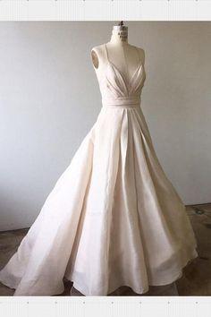 Prom Dresses 2019, Prom Dress A-Line, Long Prom Dress #PromDresses2019 #PromDressALine #LongPromDress
