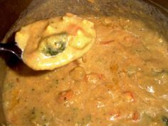 Tone It Up - Recipe Profile - Healthy Broccoli Cheddar Soup (vegan)