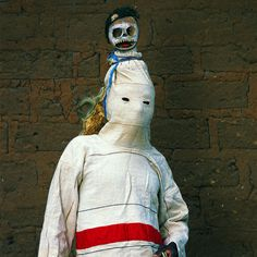 masquerading to access the Collective Unconscious    (Phyllis Galembo, Abora Traditional Masquerade, Cross River, Nigeria, 2004)