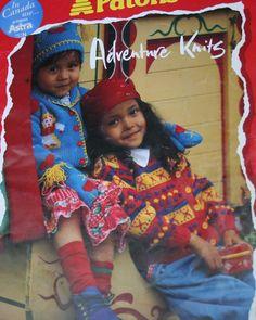 Sweater Knitting Patterns Children Patons PBN P 337 by elanknits (Craft Supplies & Tools, Patterns & Tutorials, Fiber Arts, Knitting, children, boy, girl, knitting pattern, sweater pattern, cardigan patterns, hat knitting pattern, tunic pattern, jumper patterns, mittens pattern, sweater patterns, knitting patterns, jumper pattern)