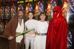 Star Wars:The Force Awakens with INTERFACE 3