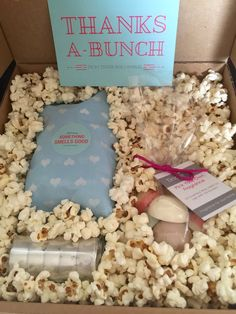 One of our Scented Soya Wax Starter Kits all packaged up and safely on it's way to one of our lovely customers.