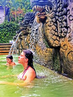 Banjar Hot Springs Lovina