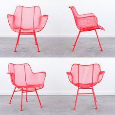 Woodard Sculptura Arm chair #productdesign #industrialdesign #furnituredesign  1 for $850  Factory new finish