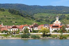 Thinking about taking a Danube River Cruise? Cruising through the Wachau Valley is one of the highlights of a Danube River Cruise. Here's what you'll see in the Wachau Valley Hawaii Travel, Asia Travel, Japan Travel, Travel Tips, Travel Destinations, Austrian Village, Wachau Valley, Danube River Cruise, Prague Travel