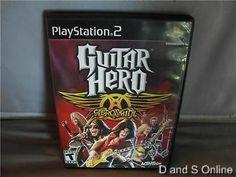 Guitar Hero: Aerosmith (Sony PlayStation 2, 2008)