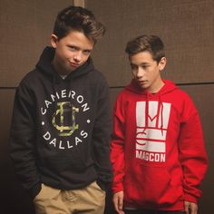 Him and Brandon