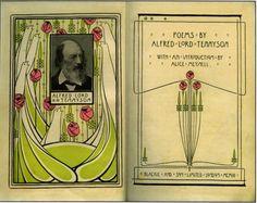 Book binding. Des: Talwin Morris. 1903. https://www.facebook.com/78derngate/photos/a.377907058917041.81185.272894872751594/1155862557788150/?type=3