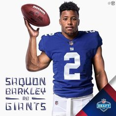 Giants get The best player in the draft.  nflfootballseason New York Giants  Football 2ce12fc03