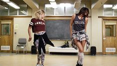 Hanna and Emily practicing for the pageant! | Pretty Little Liars Gifs