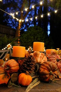 Fall harvest on pinterest fall decorating bonfire parties and home depot for Harvest decorations for the home
