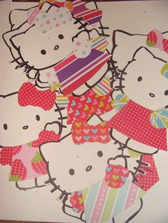 Hello Kitty Birthday Invites