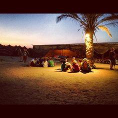 @rlwitkin   Night in the Bedouin village #israel #birthright #bedouin