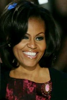 The beautiful First Lady, Mrs. Michelle Obama