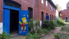 Jugendgefängnis Simpsons-Bild