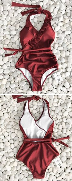 Maillot de bain   Don t stop there wear it with your beach look and 41f5c4dfb898