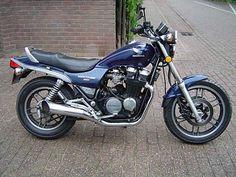 1985 Honda Nighthawk 650: 1989 - 2001
