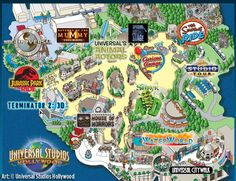 The SAMLAND Guide to Universal Studios Hollywood Part One - Blogs - MiceChat