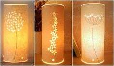 18 amazing ways to make your own paper lanterns | See more DIY projects here http://gwyl.io/