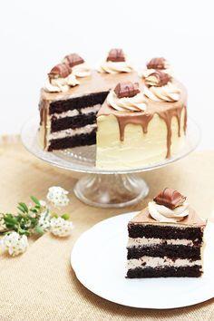 Hola a todos!    Las tartas en capas layer cakes nos encantan por lo bonitas y elegantes que quedan en todas las celebraciones. Desde que vi...