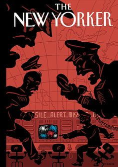 Stunning Christoph Niemann Illustrations for The New Yorker