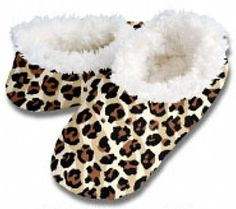 Snoozies Leopard Zebra Print Fleece Lined Womens Footies, Natural, Medium -- Visit the image link more details. (This is an affiliate link) Womens Sherpa, Holiday Shoes, Fashion Slippers, Leopard Shoes, Slipper Socks, Shopping Hacks, Womens Slippers, Zebra Print, Modern Classic