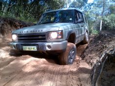 2004 Land Rover Discovery 2