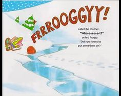 FROGGY GETS DRESSED by Jonathan London. Grandma Annii's Storytime NICE VERSION