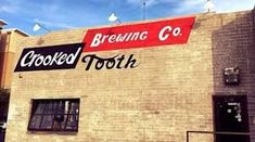 Crooked Tooth Brewing Co, Tuscon, Arizona