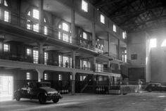 El interior del Frontón Hispano Mexicano en 1936. Para 1950 se convirtió en el Real Cinema:   vía @cdmexeneltiempo