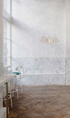 WAN INTERIORS:: Royal Exchange Grind by Biasol: Design Studio in London