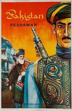 Peshawar, Pakistan ~ Anonym