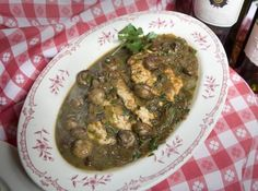 Maggiano's Little Italy Chicken Marsala Recipe