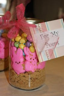 A Better Me: Easter Bunny S'mores