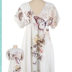 Maurices.com....thinking I need this...with brown leggings and white wedges!?
