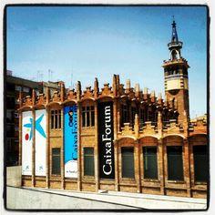 CaixaForum Barcelona in Barcelona, Cataluña