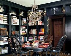 Image result for cool color interior design for reading