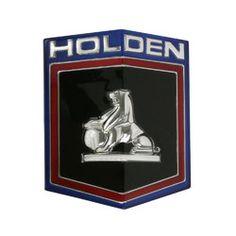 Holden Lion Badge Emblem Insert HQ (ex Statesman GTS) grille nose front - Genuine Holden Restoration Part Australian Cars, Motocross, Motor Car, Badges, Vintage Cars, Restoration, Lion, Motivational, Racing