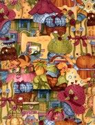 South Sea Import Fabric A Quilters Home sewing room 1419