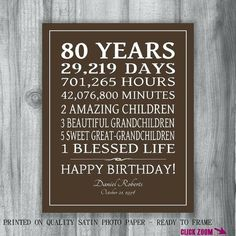 Fresh 80th Birthday Wishes Pics Good Or Quotes Magnificent