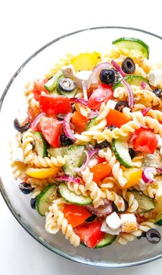 Diet Recipes, Cooking Recipes, Healthy Recipes, Easy Pasta Salad Recipe, Party Snacks, Tortellini, Healthy Lifestyle, Salads, Good Food
