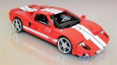 Abu-Jaber's Lego creations - BBC Top Gear