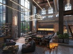 Commercial lighting ideas