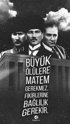 İlkelerini bilmeyen birrrr sürü insan var, ama sözde Atatürk'çü geçiniyorlar